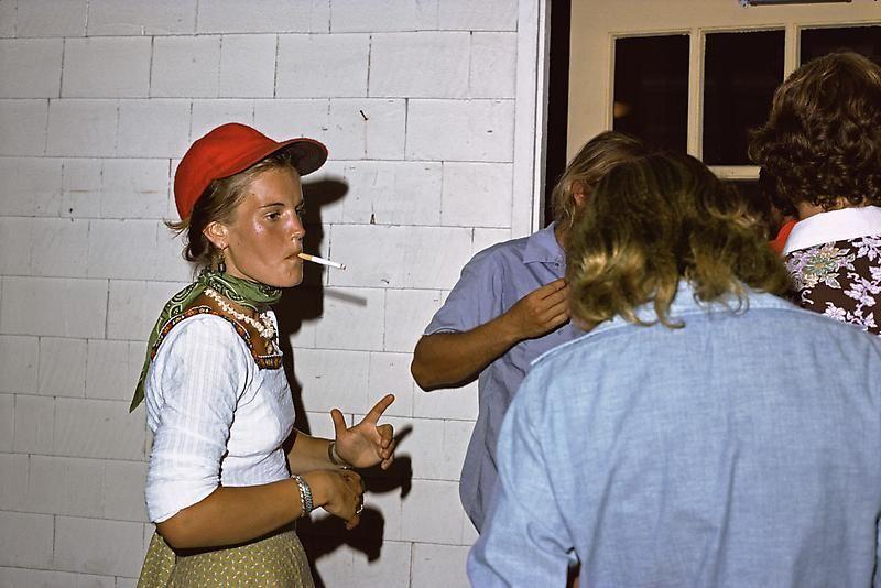 Joel Sternfeld, Nags Head, North Carolina, (#20), June-August 1975