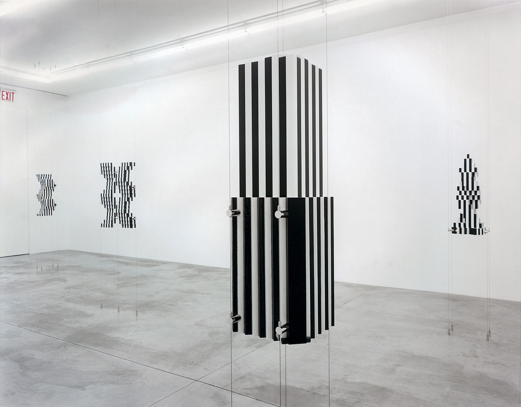 Barry X Ball, Installation view