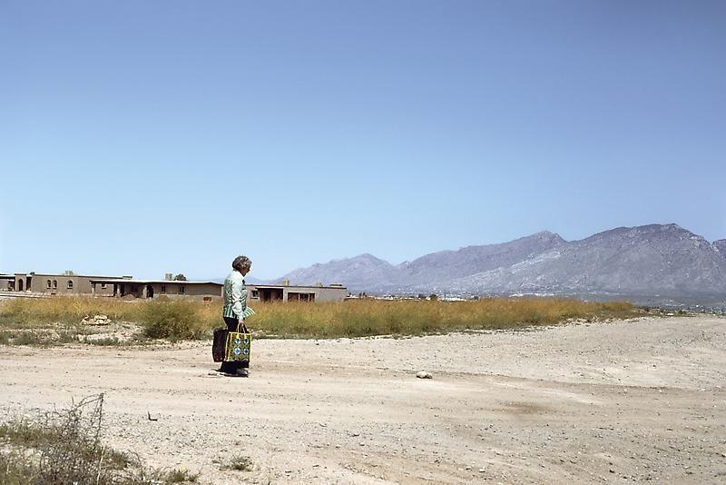 Joel Sternfeld, Green Valley, Arizona, 1978