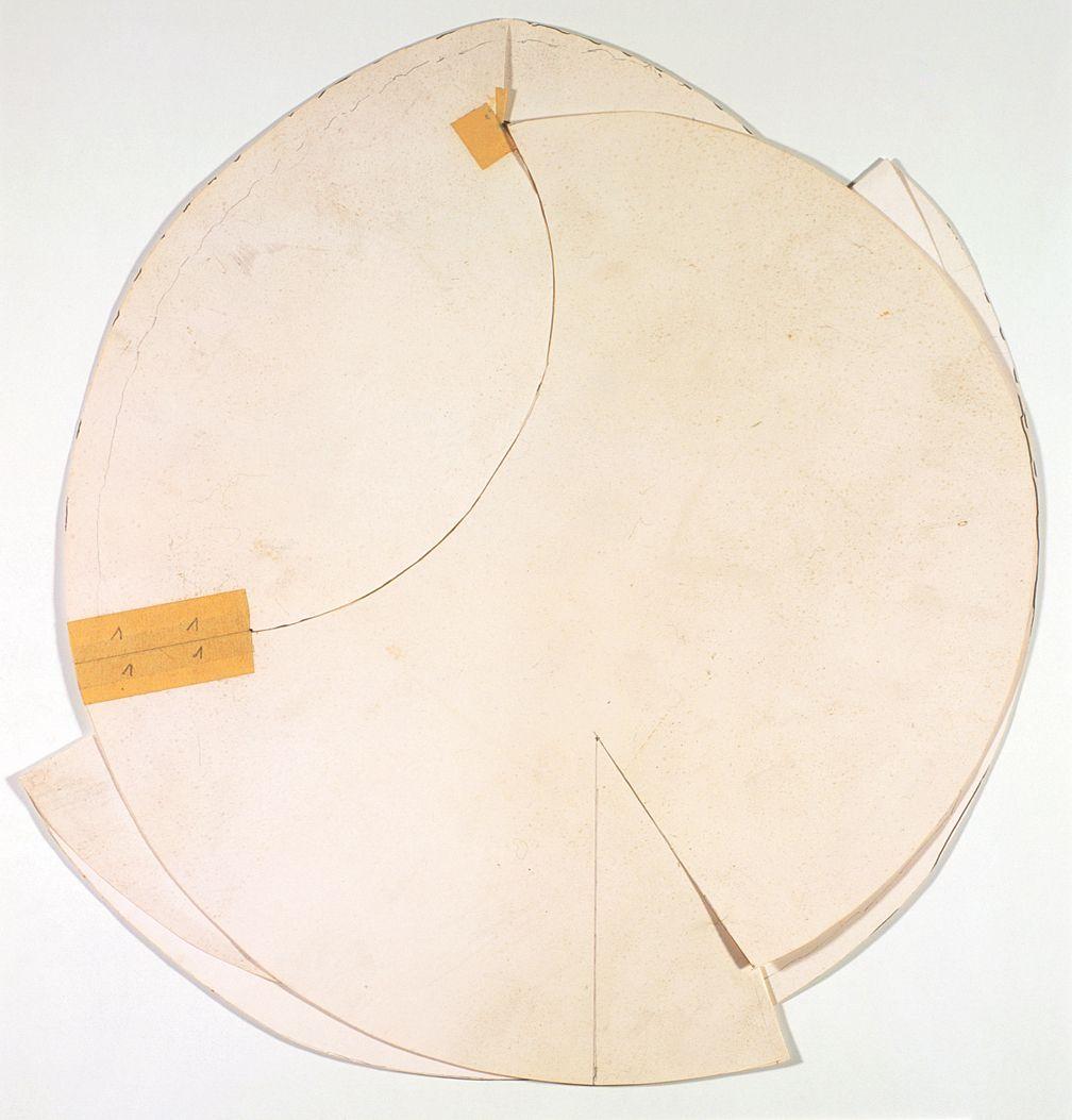 Lygia Clark Estudo para Trepante (Study for Trepante), 1964