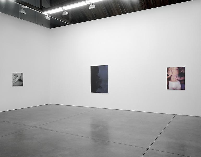 Johannes Kahrs Installation view