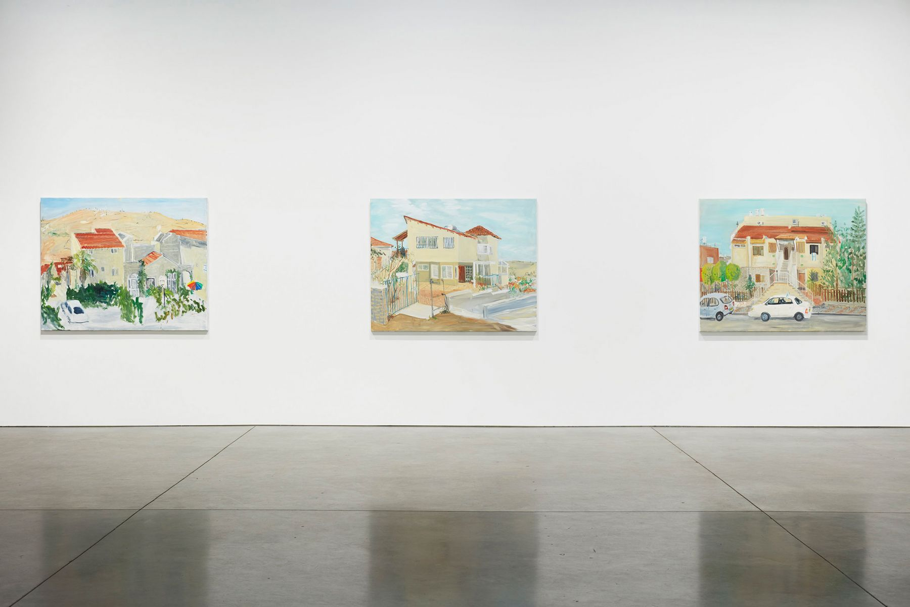 Ragnar Kjartansson, Scenes from Western Culture | Architecture and Morality