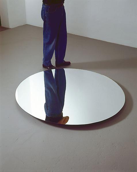 Michelangelo Pistoletto Pozzo specchio (Well Mirror), 1966