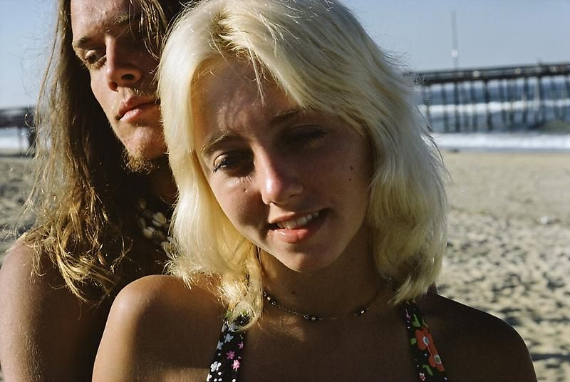 Joel Sternfeld, Nags Head, North Carolina, (#38), June-August 1975