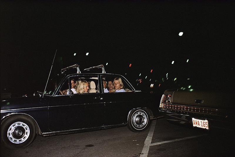 Joel Sternfeld, Nags Head, North Carolina, (#24), June-August 1975