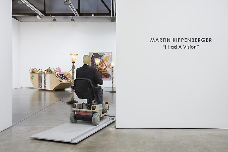 "Martin Kippenberger ""I Had A Vision"""