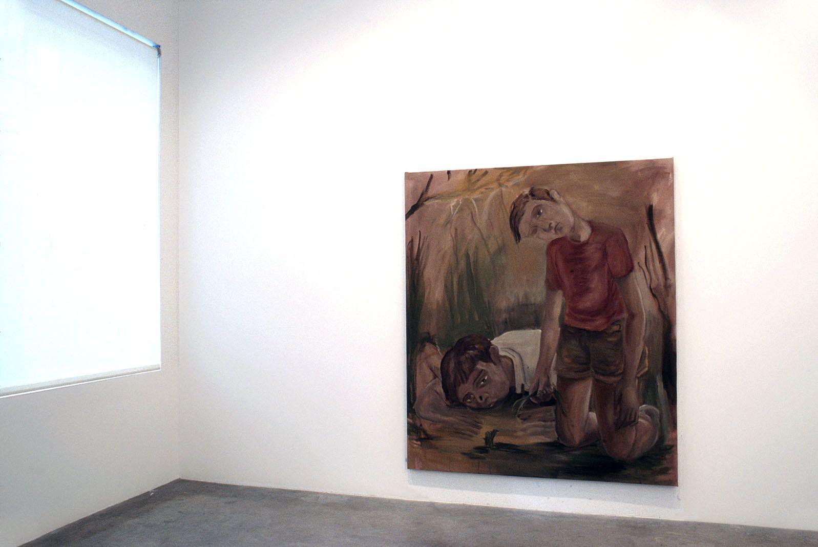 Julian Trigo, Installation view