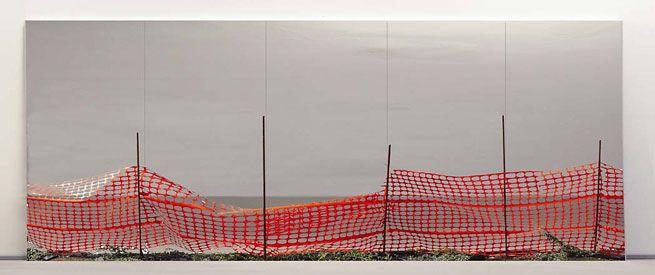 Michelangelo Pistoletto Lavori in corso (Construction site), 2008