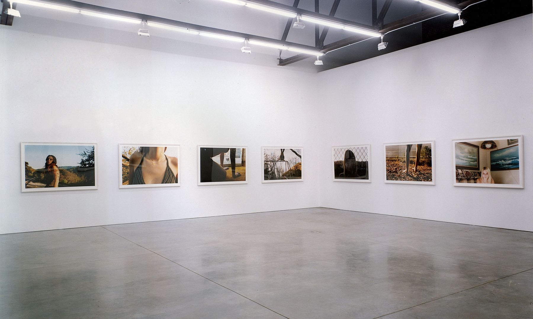 Jenny Gage , Installation view