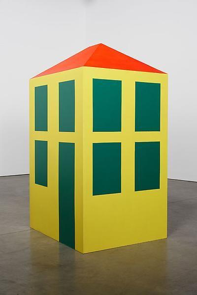 Michelangelo Pistoletto Casa a misura d'uomo (House on a Human Scale), 1965 - 1966