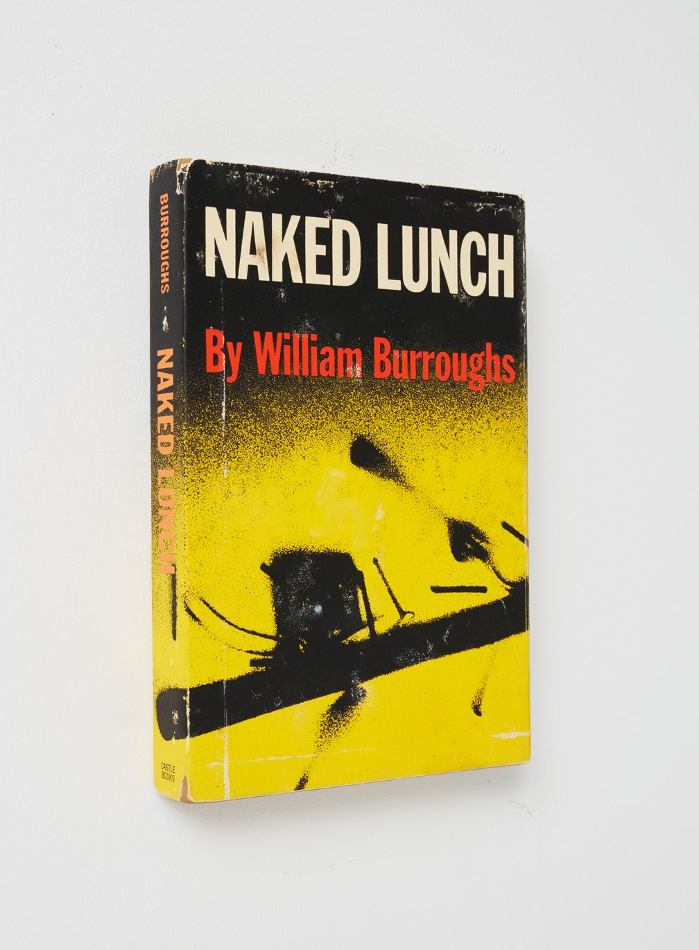 Steve Wolfe, Untitled (Naked Lunch), 1995