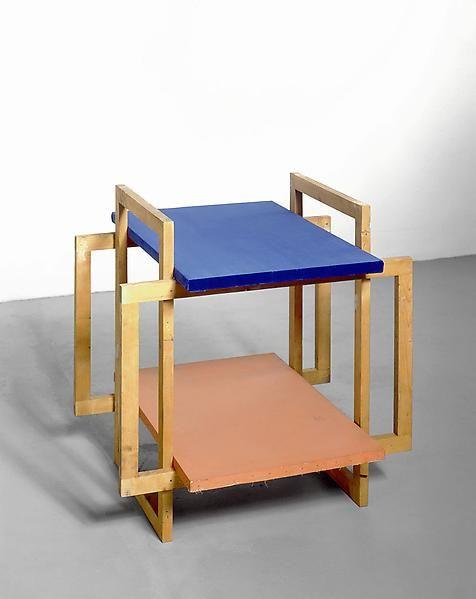 Michelangelo Pistoletto Mobile (Furniture), 1965 - 1966