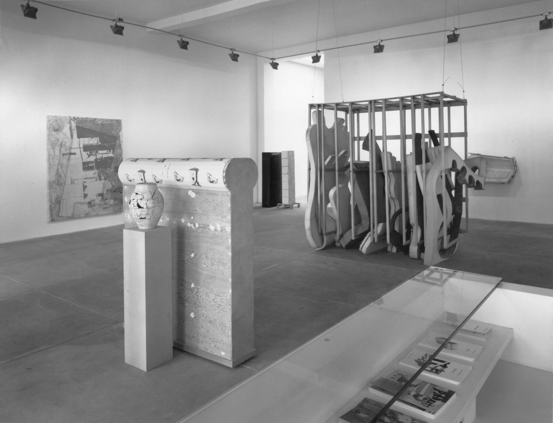 Martin Kippenberger, Installation view