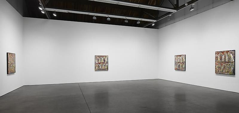 William Daniels Installation view