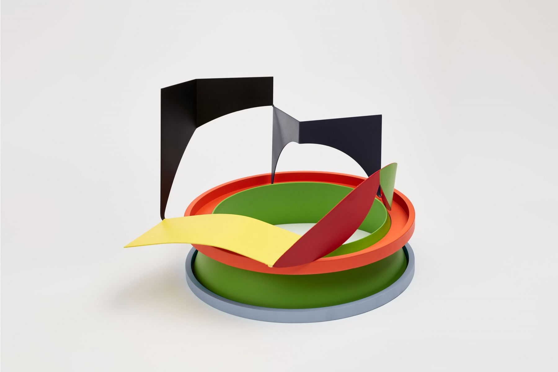 Phillip King, Ring Reel Maquette, 2013