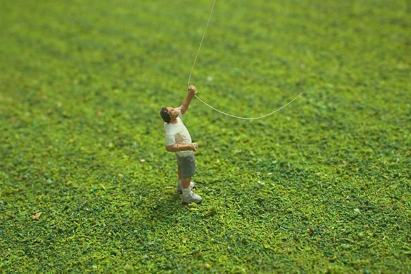 Tom Friedman, Untitled (kite), 2012