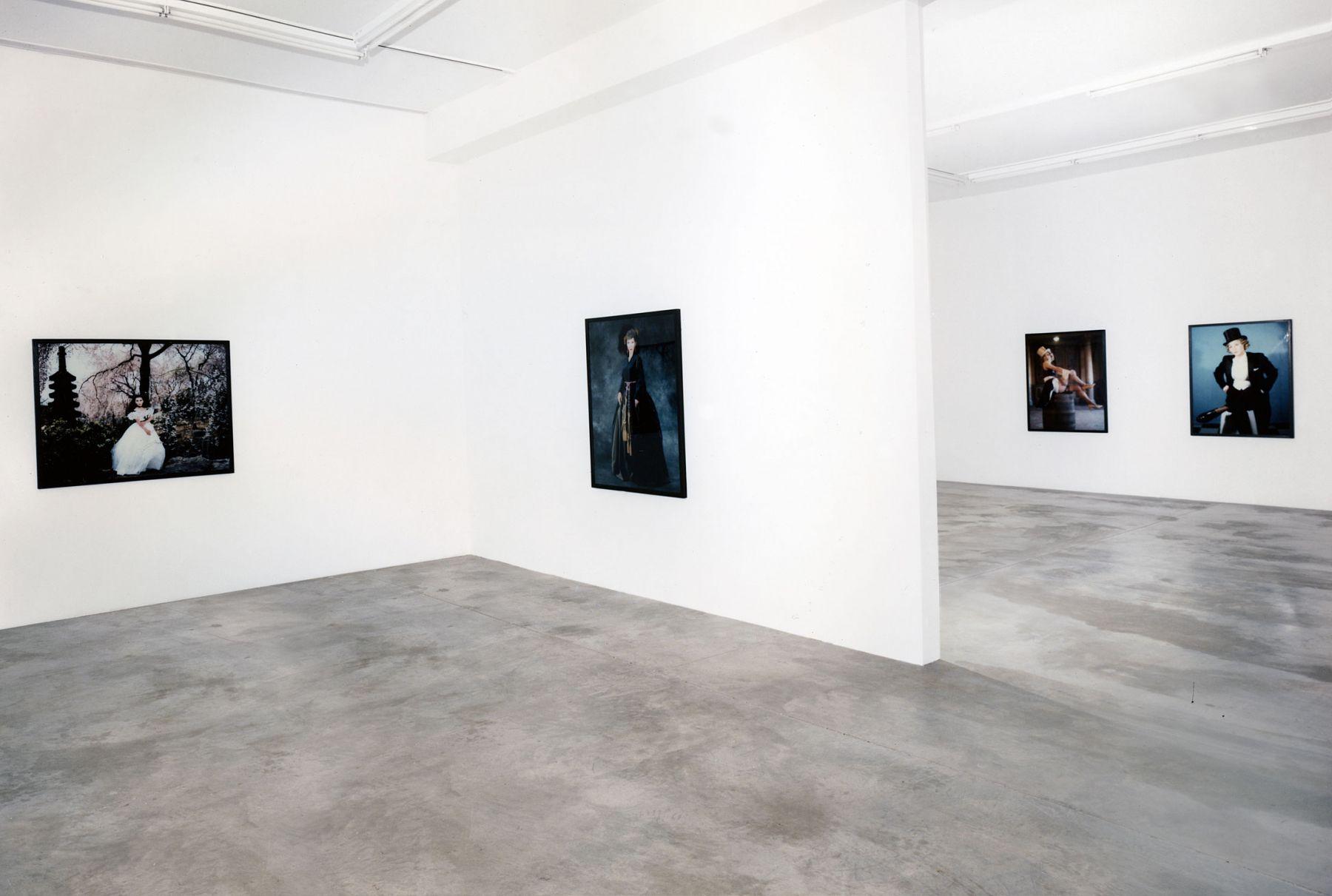 Yasumasa Morimura, Installation view