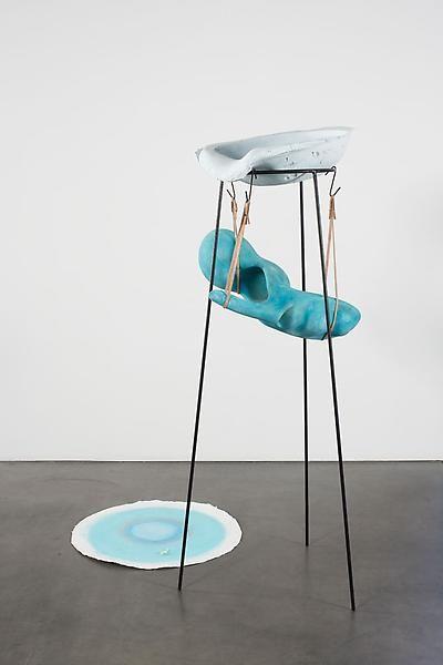 Tunga The Splash of a Drop, 2014