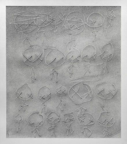 David Musgrave Reverse drawing no. 2, 2008