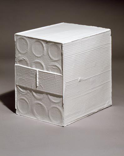 Rachel Whiteread White box, 2006