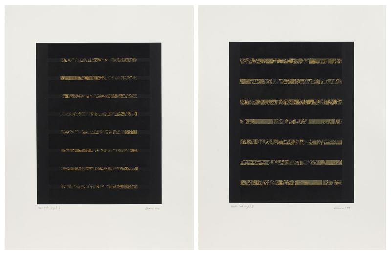 Zarina Northeast Light I & II, 2014