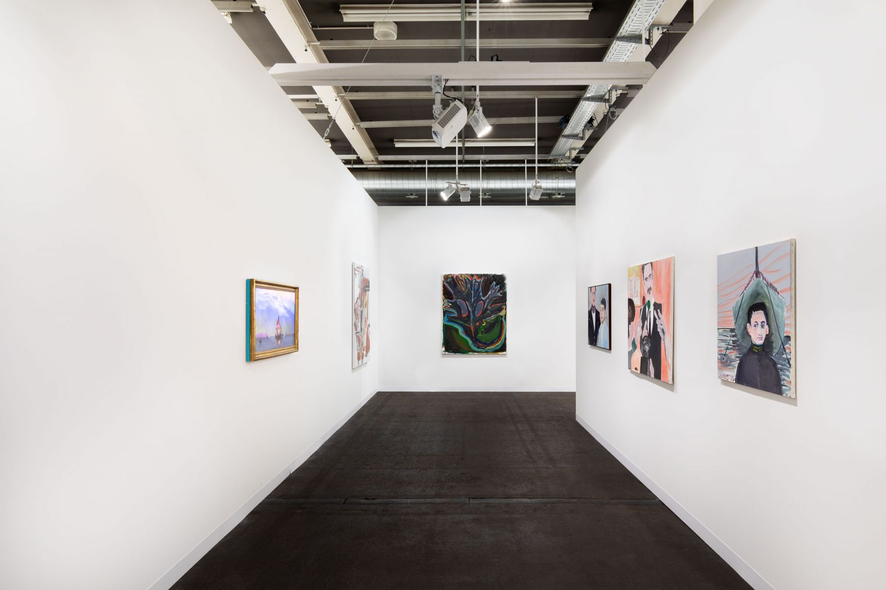 Luhring Augustine, Art Basel, Booth A3