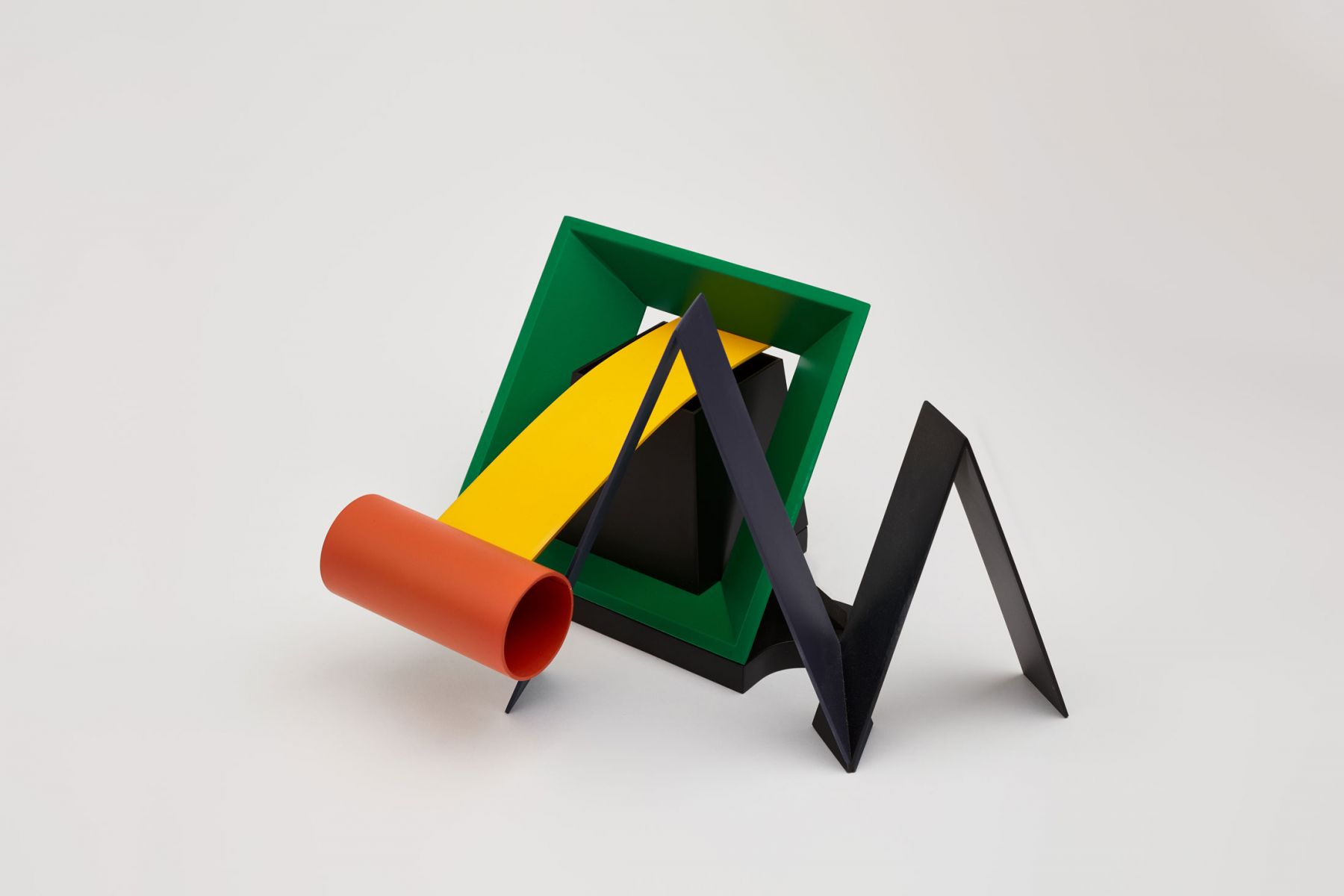 Phillip King, Lash (maquette), 2013