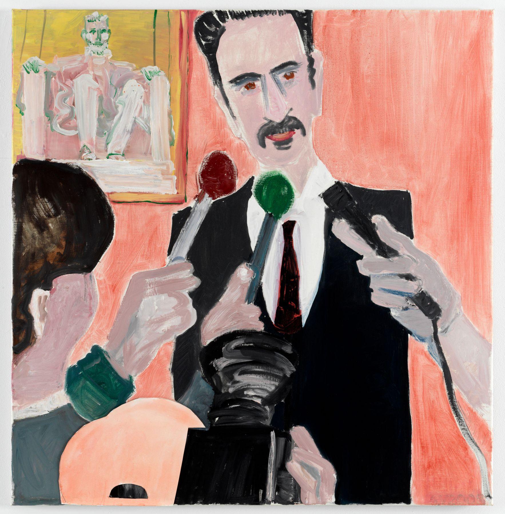Emo Verkerk Frank Zappa, 2011