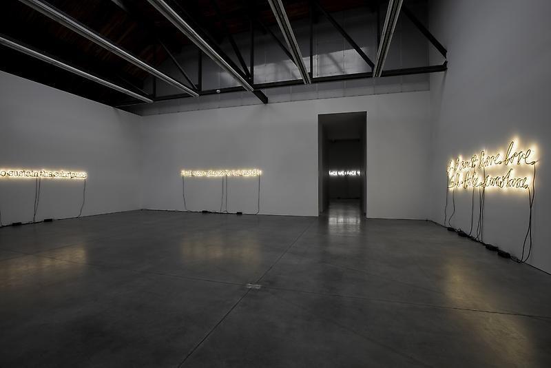 Glenn Ligon, Neon
