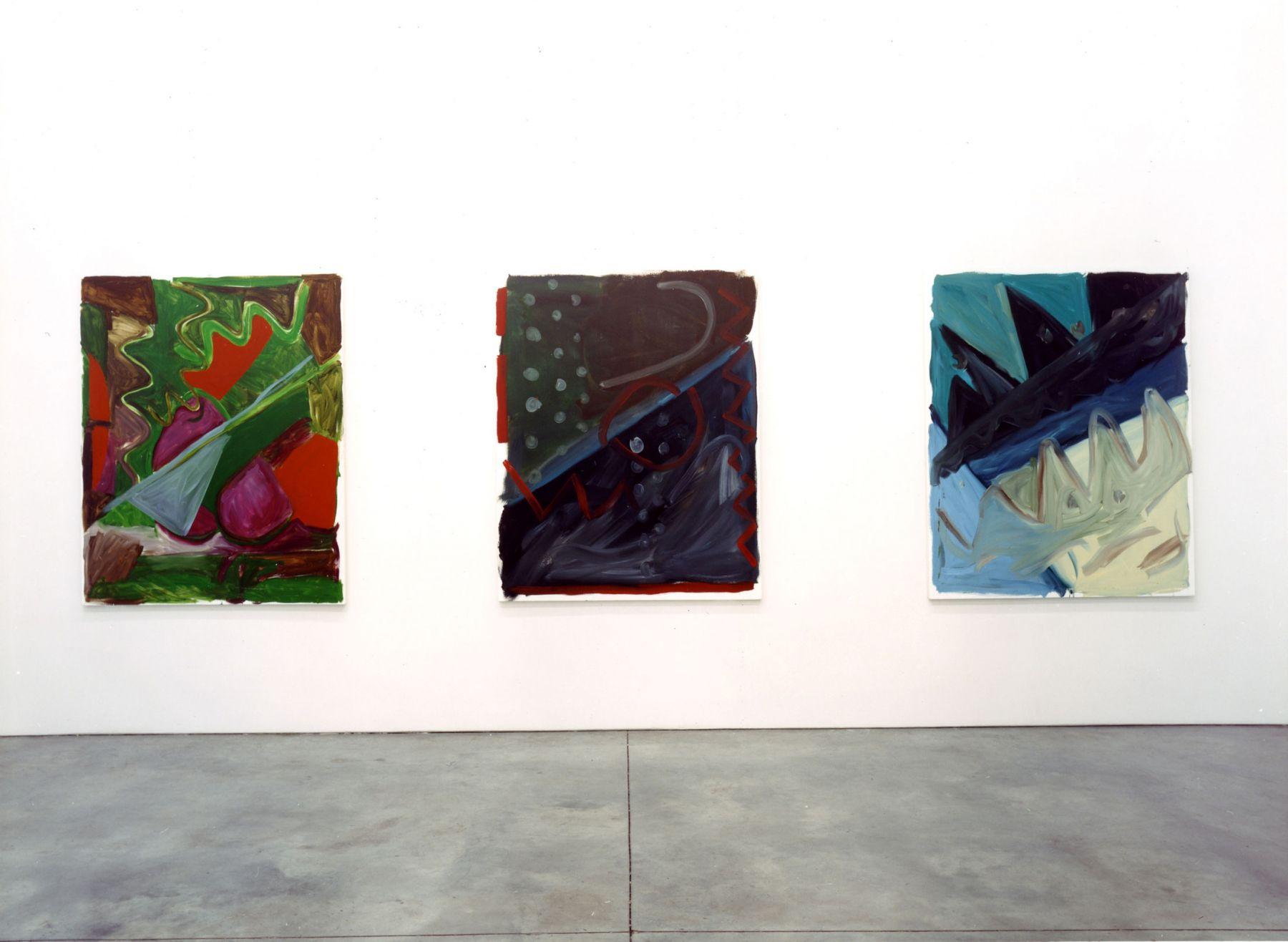 Josh Smith, Abstraction