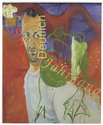 Martin Kippenberger, Untitled, 1990