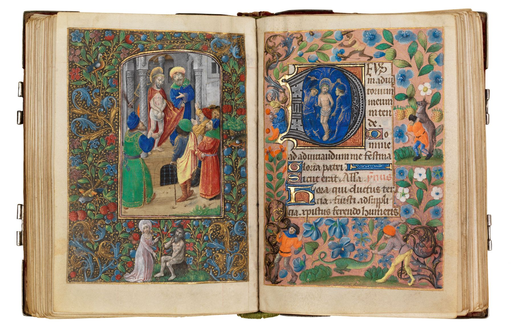 The Master of the Dresden Prayerbook(c. 1465-c. 1515), The Carpentin Hours