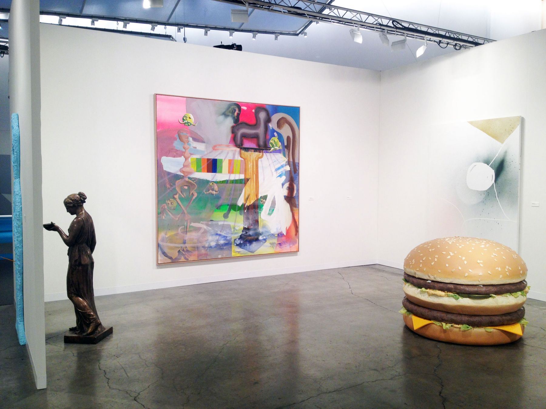 Luhring Augustine , Art Basel Miami Beach