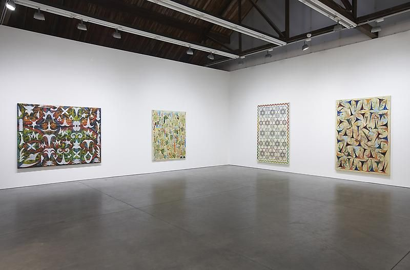 Philip Taaffe Recent Work