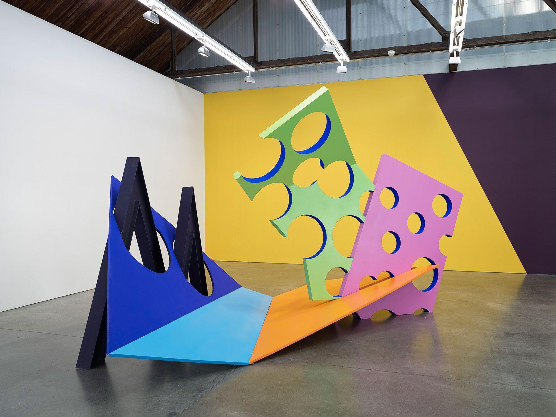 Phillip King, Swirl, 2018