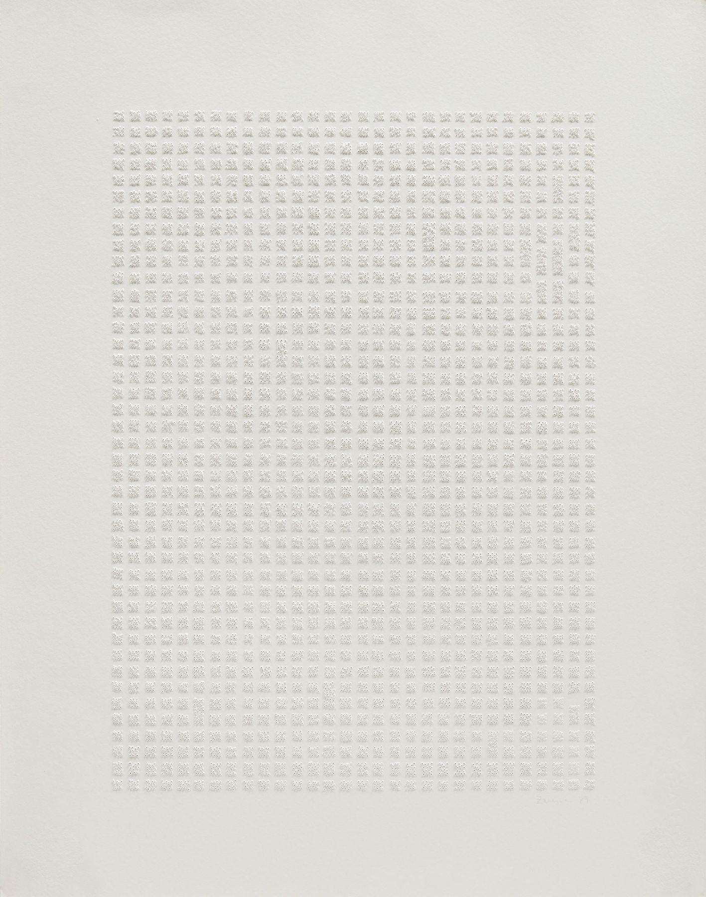 Zarina, Untitled, 1978