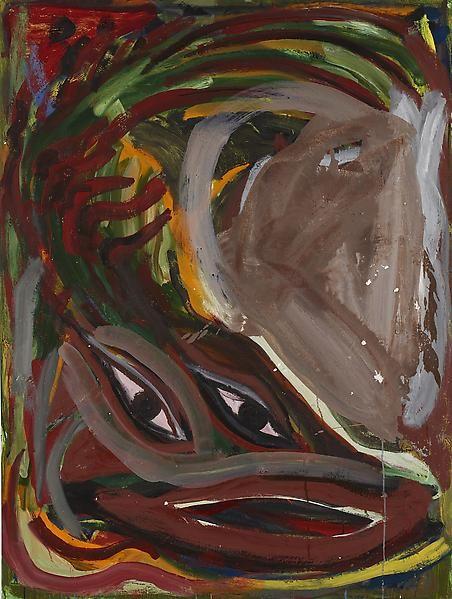 Josh Smith Untitled, 2008-2010