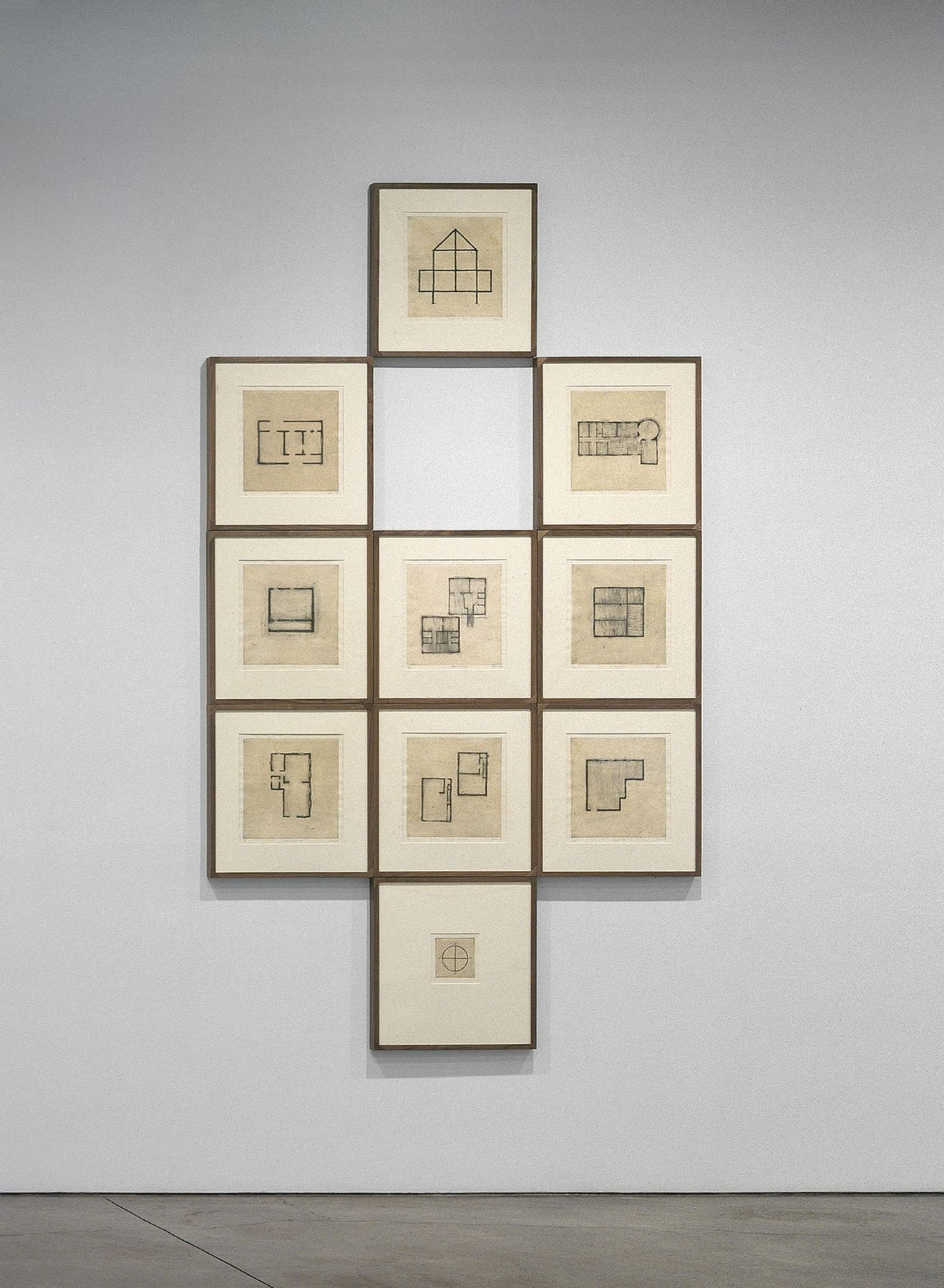 Zarina, Homes I Made/A Life in Nine Lines, 1997