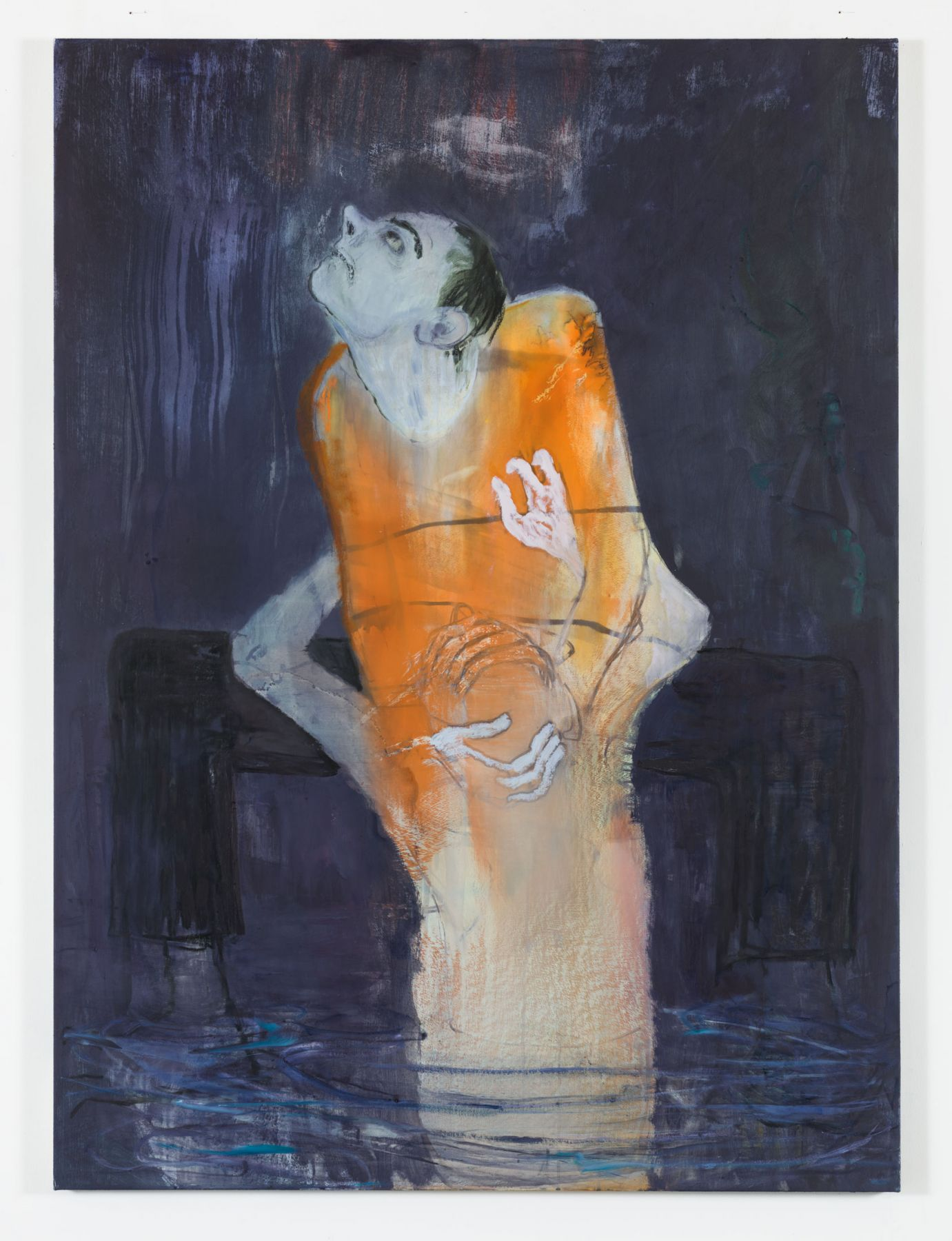 Sanya Kantarovsky, On Them, 2019