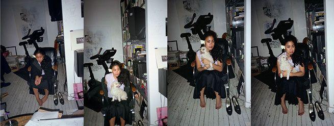 Larry Clark Tiffany Limos & Snappy, New York City, 2003