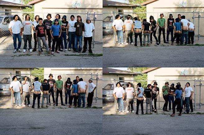 Larry Clark Carlos, Sergio, Porky, Jonathan, Churro, Eddie, Kico, Ricardo, Spermball (Milton), PJ, Armando, 2004