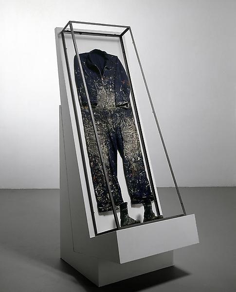 Michelangelo Pistoletto Vetrina (Display Case), 1965 - 1966