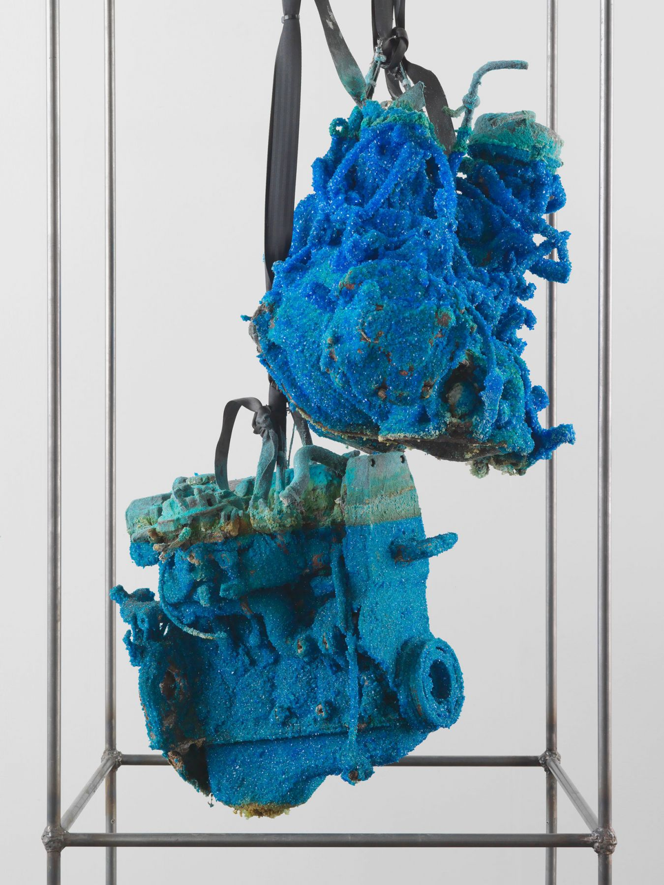 Roger Hiorns Untitled, 2013