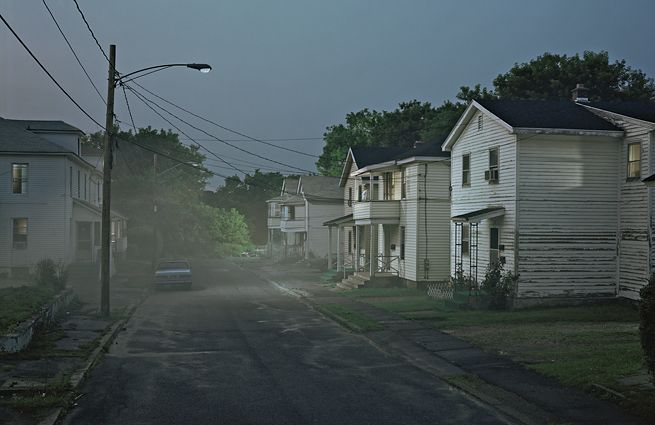 Gregory Crewdson Untitled (Esther Terrace), 2006