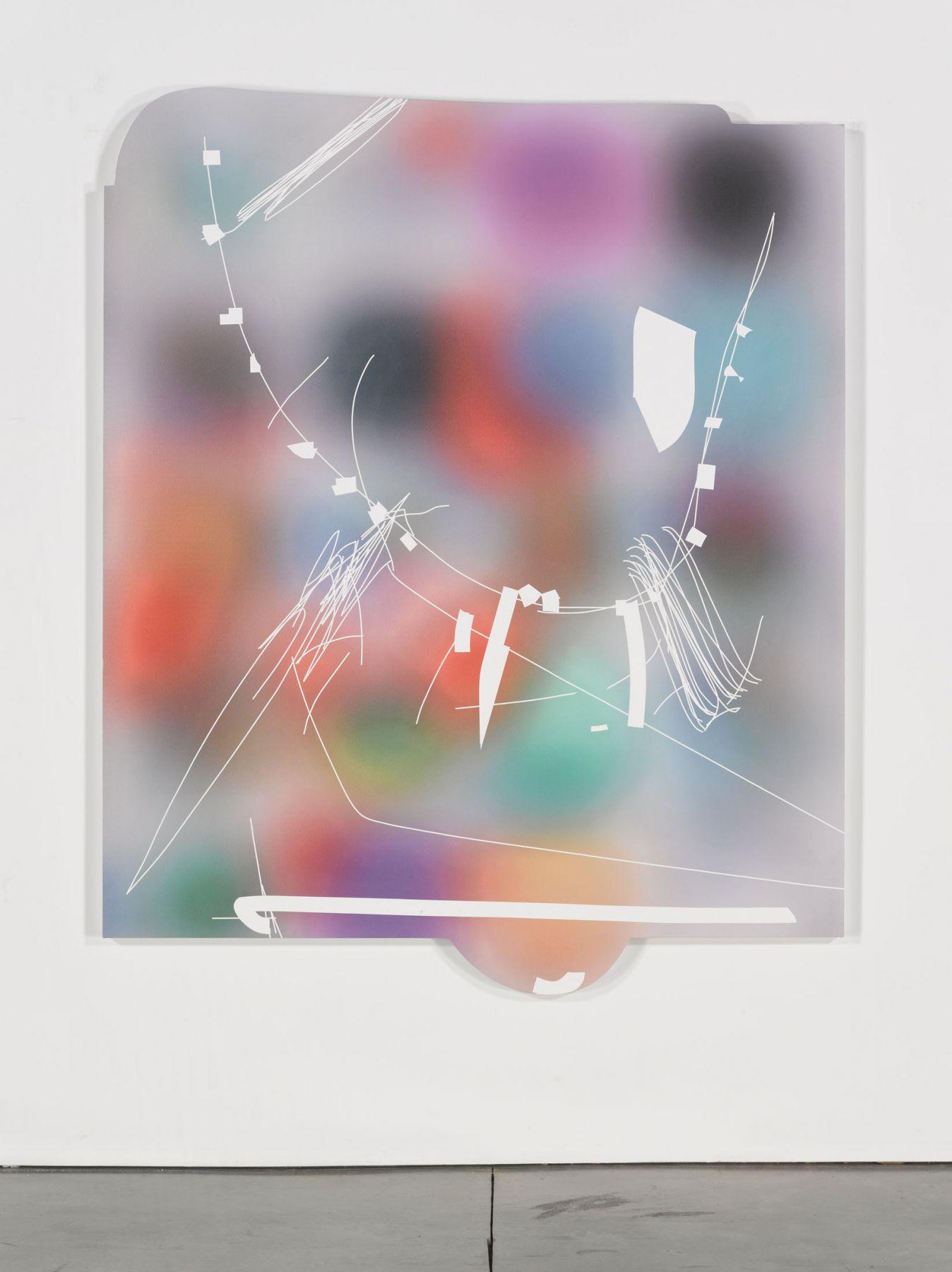 Jeff Elrod, Rubber-Miro, 2015