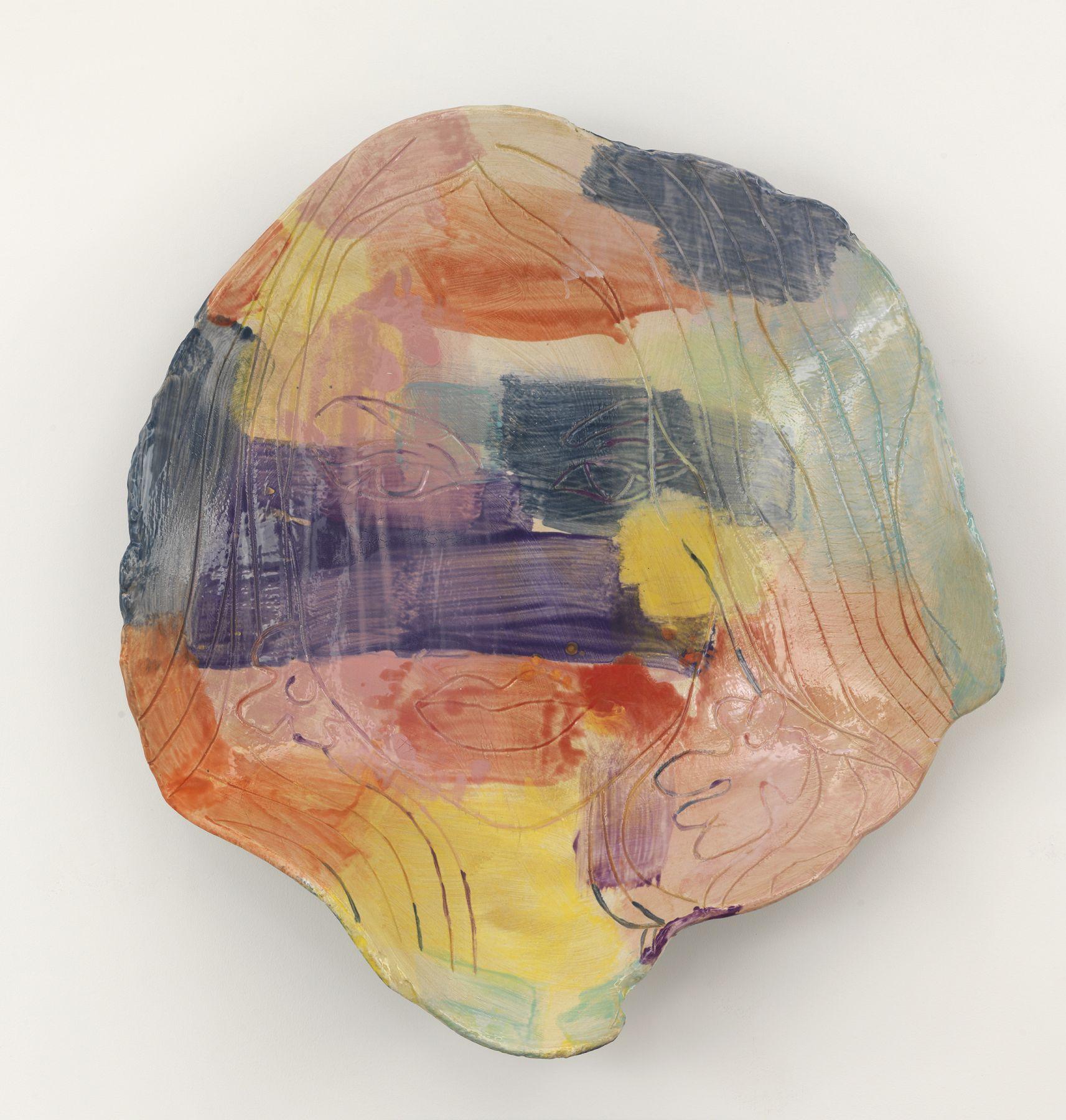 Ghada Amer, Homage à Gauguin , 2014