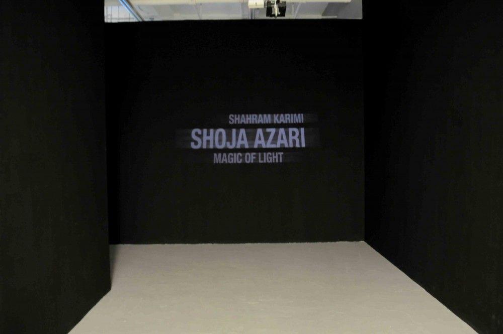 Shoja Azari and Shahram Karimi: Magic of Light