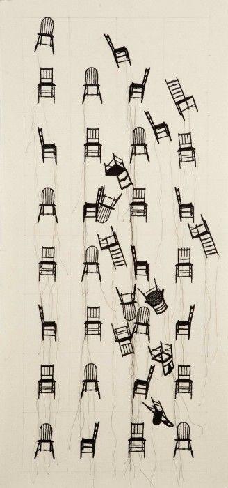 JULIA MANDLE, Rising and Falling, 2012