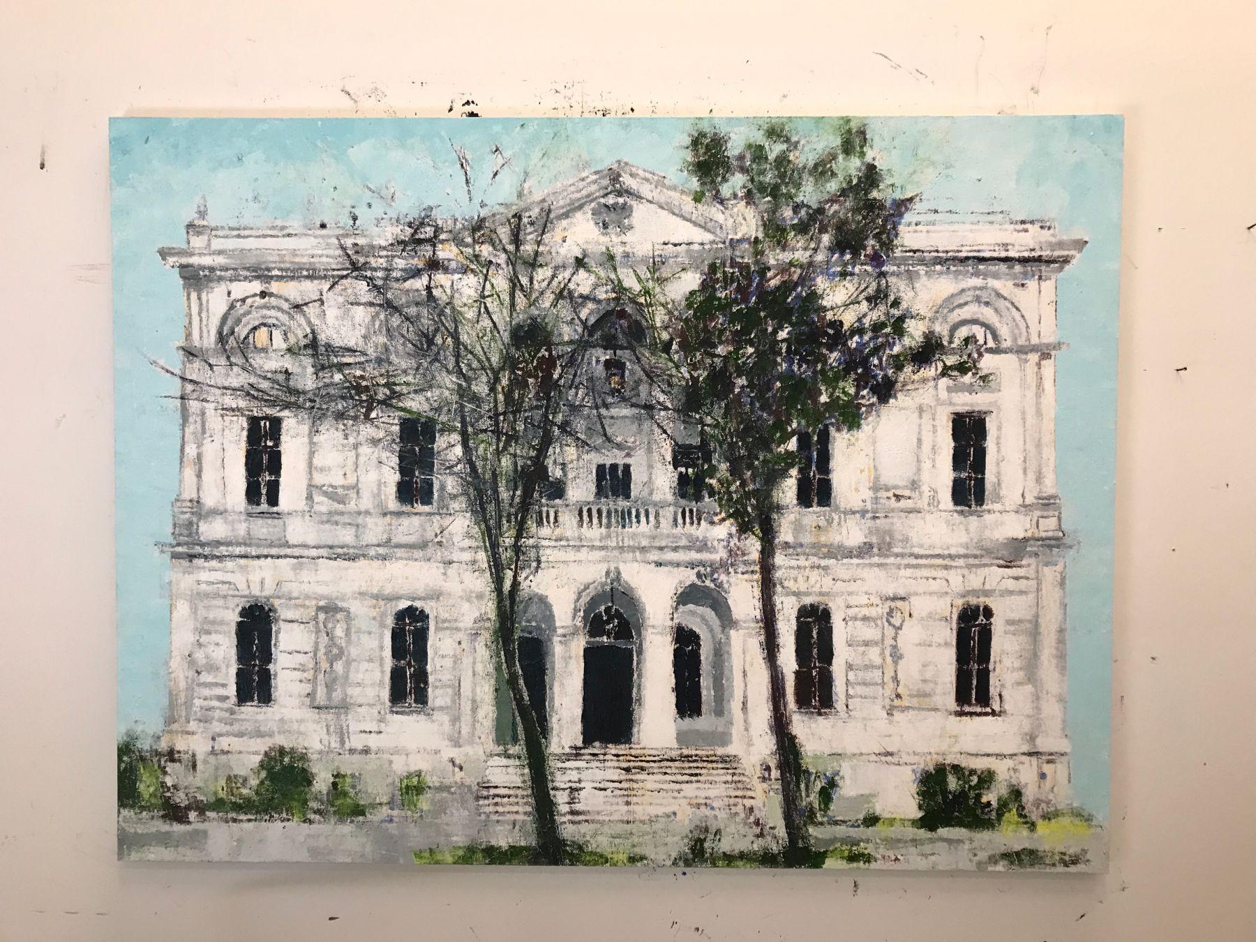 Enoc Perez Soho House Istanbul, 2017
