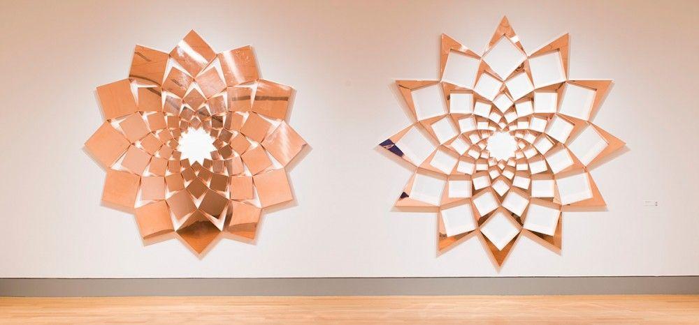 STEVEN NAIFEH, Saida III: Iridescent Copper, 2013